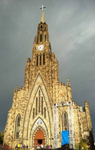 catedral de pedra canela