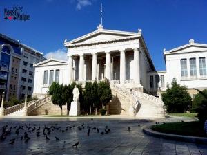 biblioteca nacional atenas