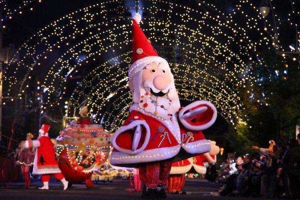 grande desfile de natal gramado 2