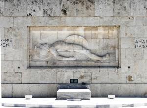 túmulo soldado desconhecido grécia