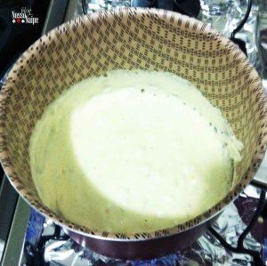molho de queijo