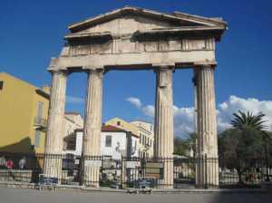 ágora romana 3
