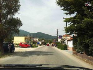 Alguma vila no meio do caminho.