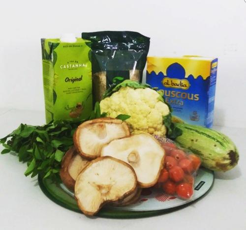 Alguns ingredientes utilizados na produção das comidinhas do detox fit. Foto: Todo Dia Funcional.