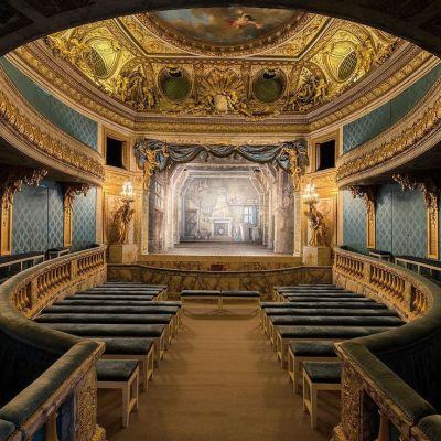 Teatro da Rainha.