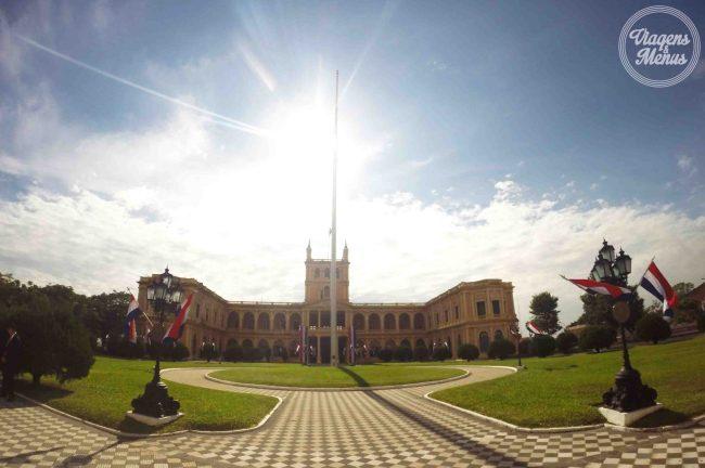 Palácio do Governo.