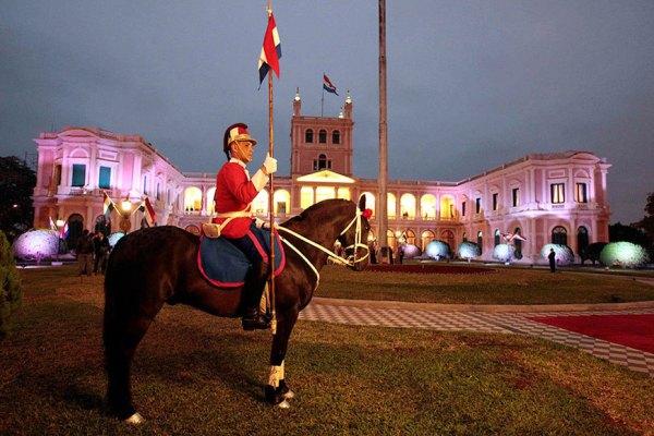 Palacio del Gobierno.