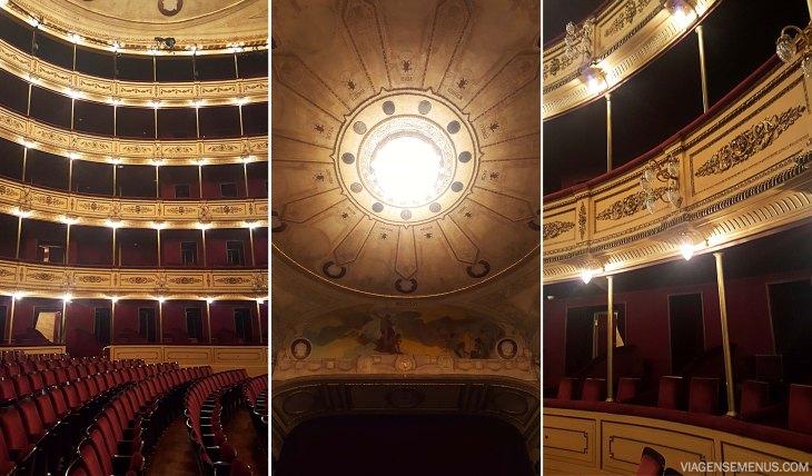 Teatro Solís Montevidéu Uruguai