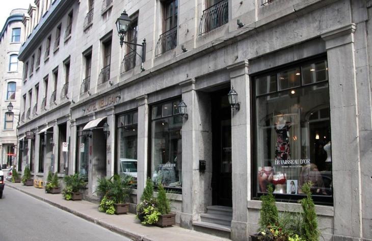 Hotel Nelligan Montreal