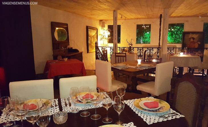 Restaurante Moranga Bistrô em Fortaleza