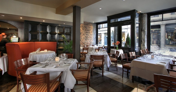 Verses Restaurante Hotel Nelligan Montreal