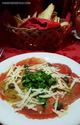 Cantina Caravaggio, restaurante italiano em Fortaleza