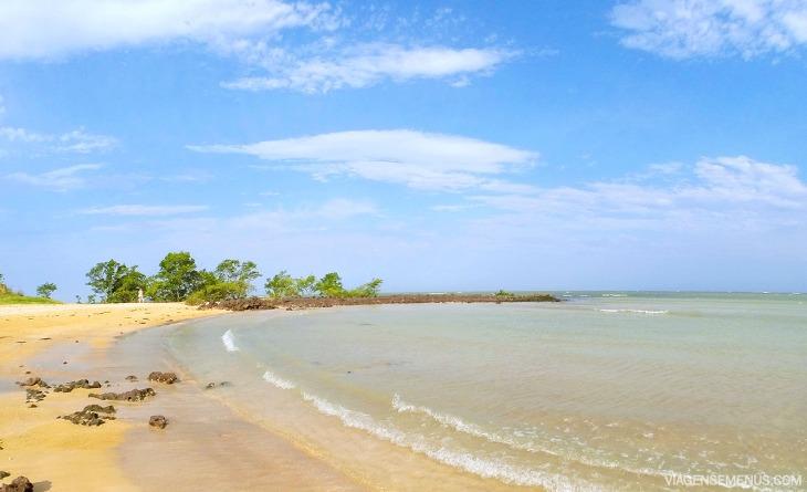 Praia de Gramuté Aracruz Espírito Santo