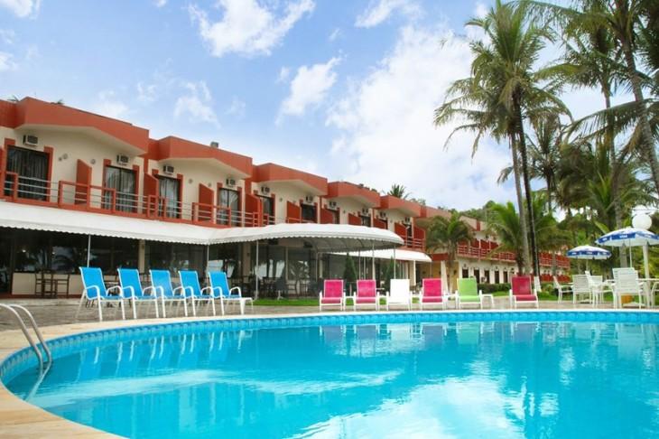Coqueiral Praia Hotel Aracruz Espírito Santo