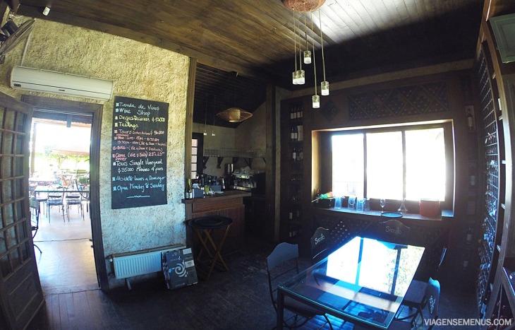 Restaurante Rayuela Wine & Grill, Vinícola Viu Manent, Vale do Colchagua, Chile